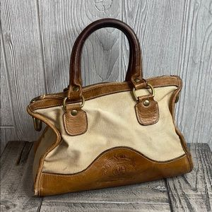 Marley Hodgson Vintage Churka Leather Canvas #16